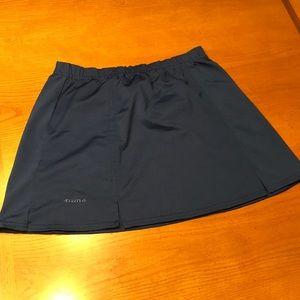 Bolle tennis skirt, blue, S